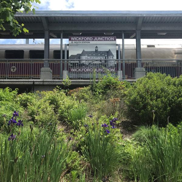 Wickford Junction- Inbound Afternoon Train