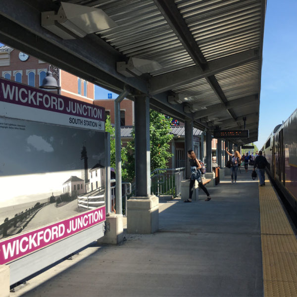 Wickford Junction Station